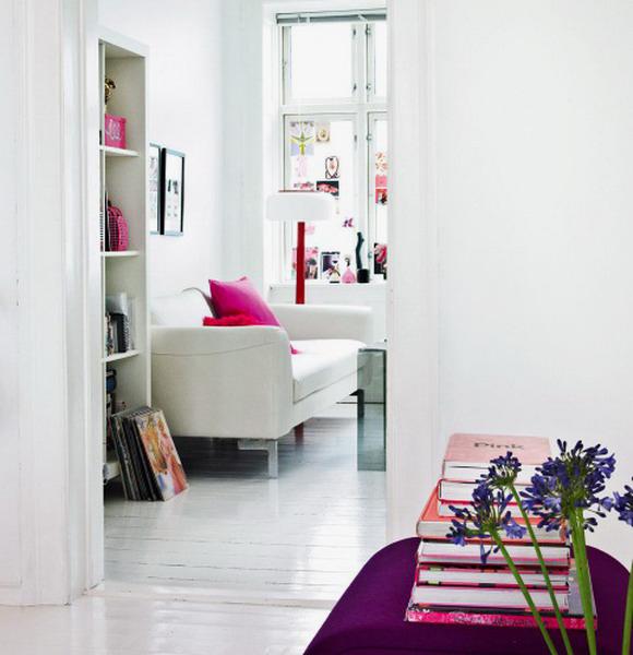 """Датская квартира """"Розовый сад"""""""