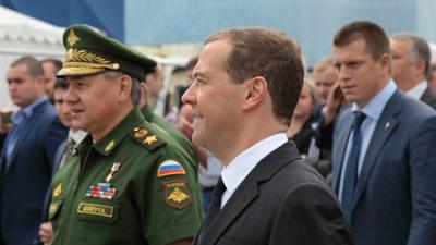 Медведев и Гайдар – две большие разницы