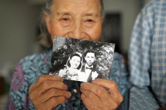 7. «Мы хотим, чтобы они сохранили свои воспоминания о любви друг к другу», говорят дети.