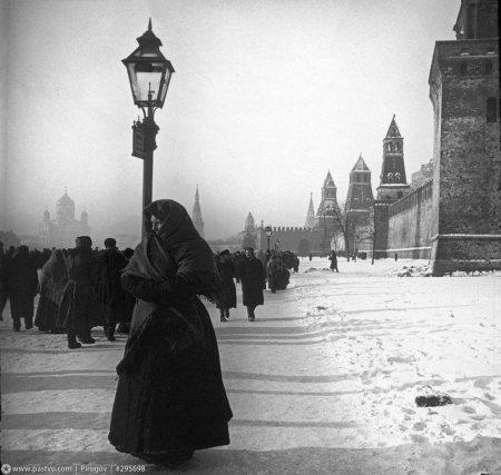 Москва 1900-1914 годов в фотографиях Сергея Челнокова