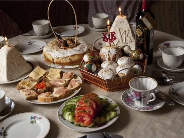 Пасхальный стол: традиционное меню и рецепты