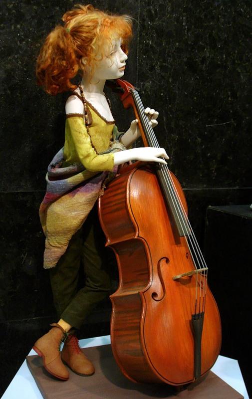 Бабушкина виолончель