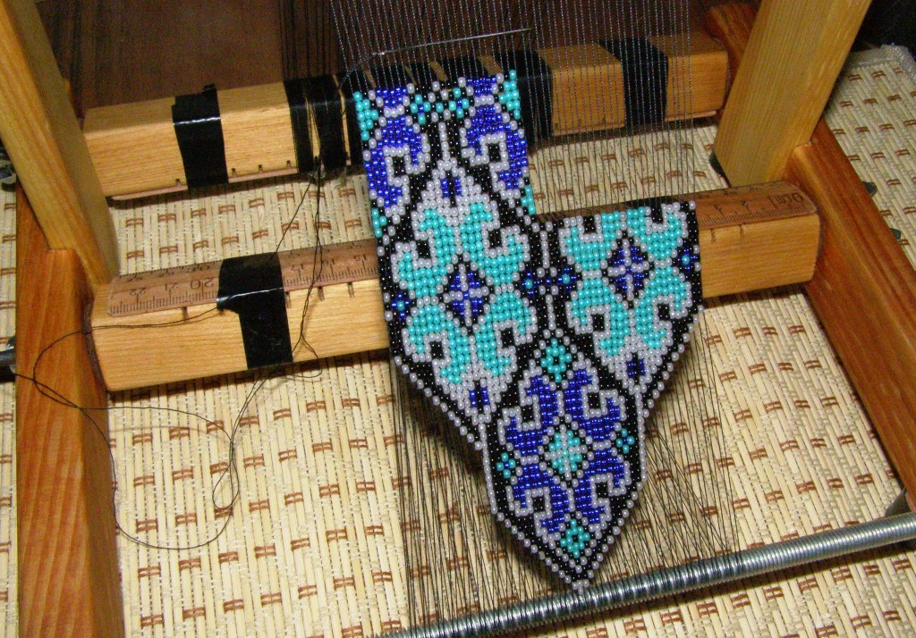 Мк плетение гердана