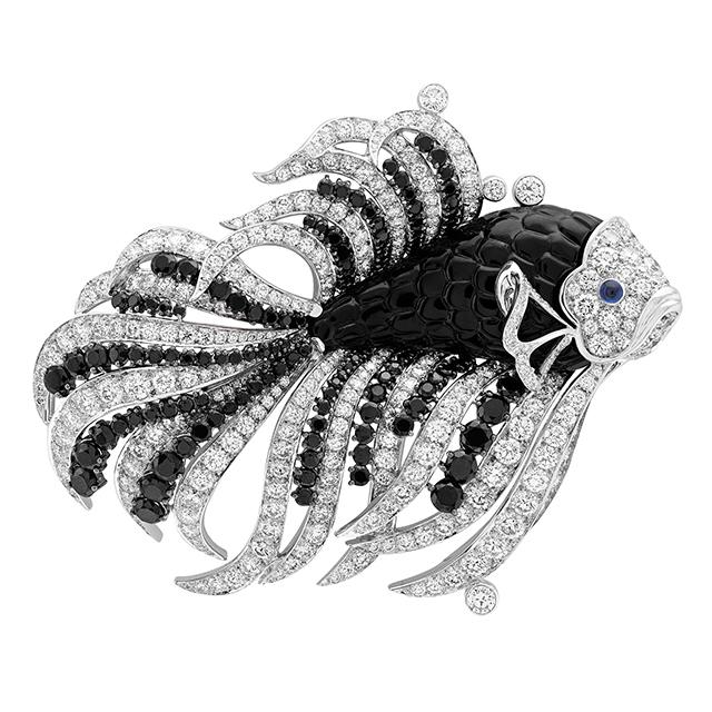 За семью морями: новая ювелирная коллекция Van Cleef & Arpels