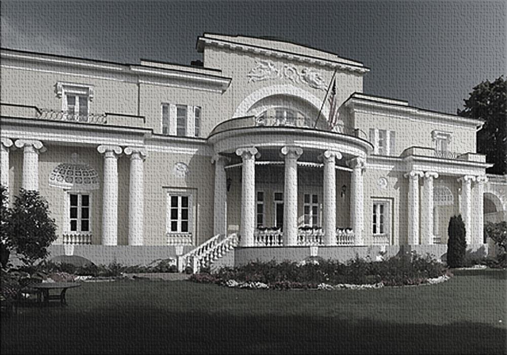 Не легкая жизнь посольства США в СССР Посольство США в СССР, история