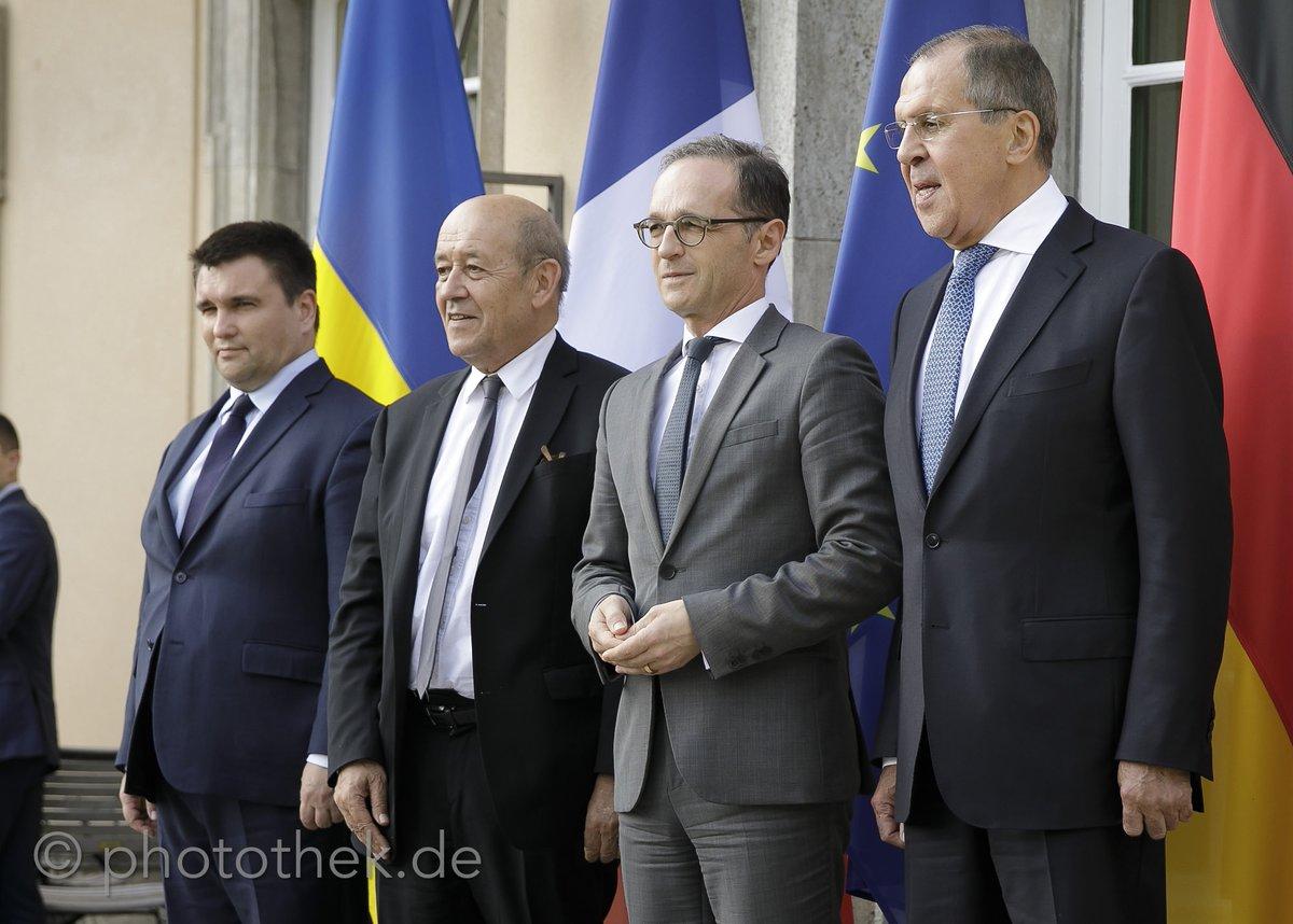 Лавров раздолбал Волкера и Украину после переговоров в Германии