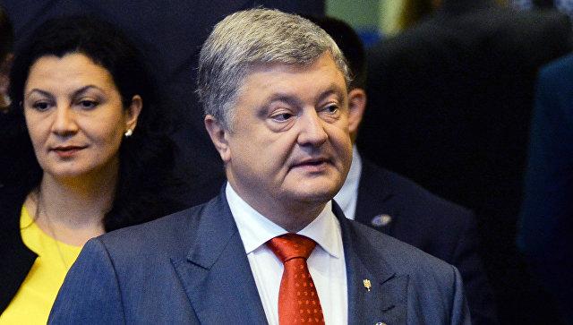 Порошенко придумал, как сделать Украину богатой
