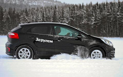 Шипованные шины 185/65 R15 для бюджетных автомобилей — тест «За рулем»