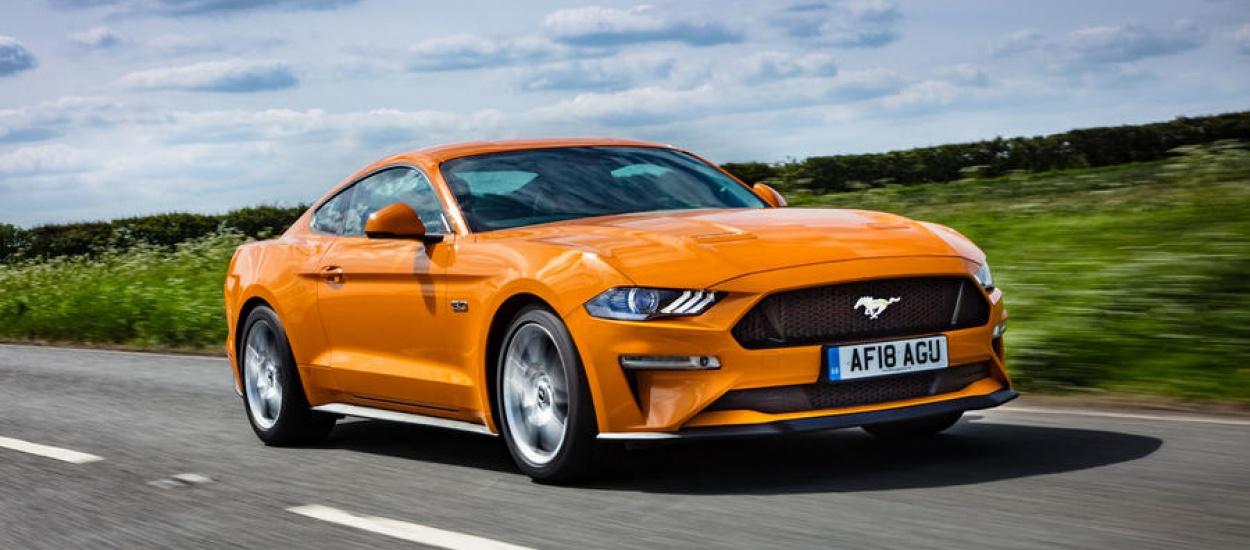 15 кроссоверов, которые мощнее Ford Mustang GT