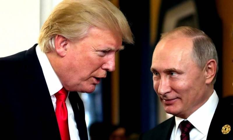Вовсе не Сирия и не Украина: Что нужно Трампу от Путина?