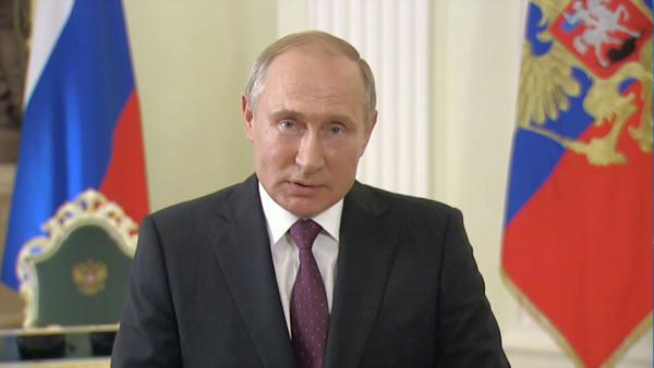 Путин поблагодарил Магнитку за экологические проекты