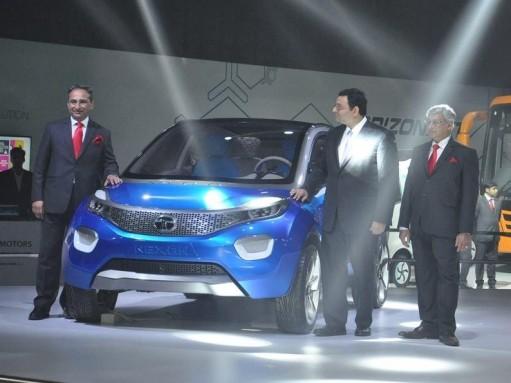 Автомобили Jaguar Land Rover получат технику Tata