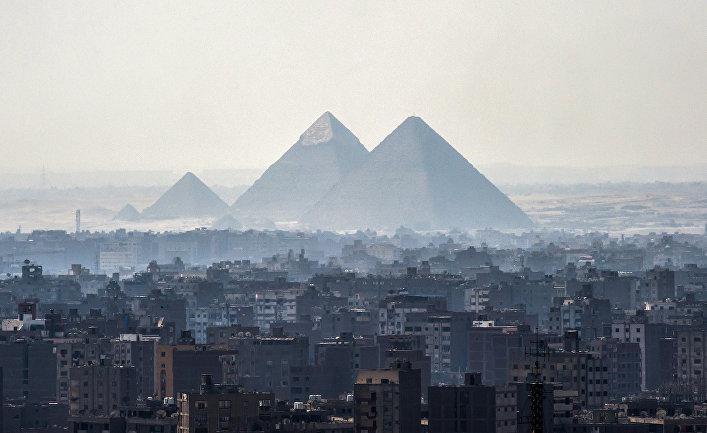 Физики: Пирамида Гизы способ…