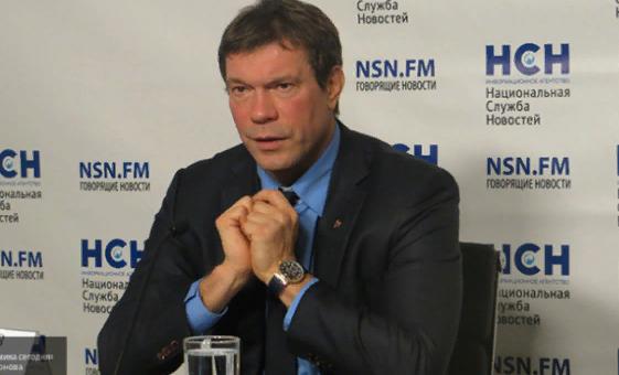 Олег Царёв: У России есть все основания не признать выборы на Украине уже сейчас