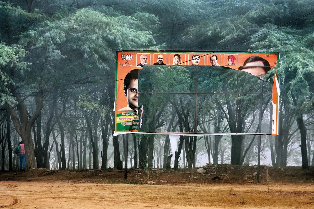 Изумляющая Индия в объективе легендарного Рагху Рая-16