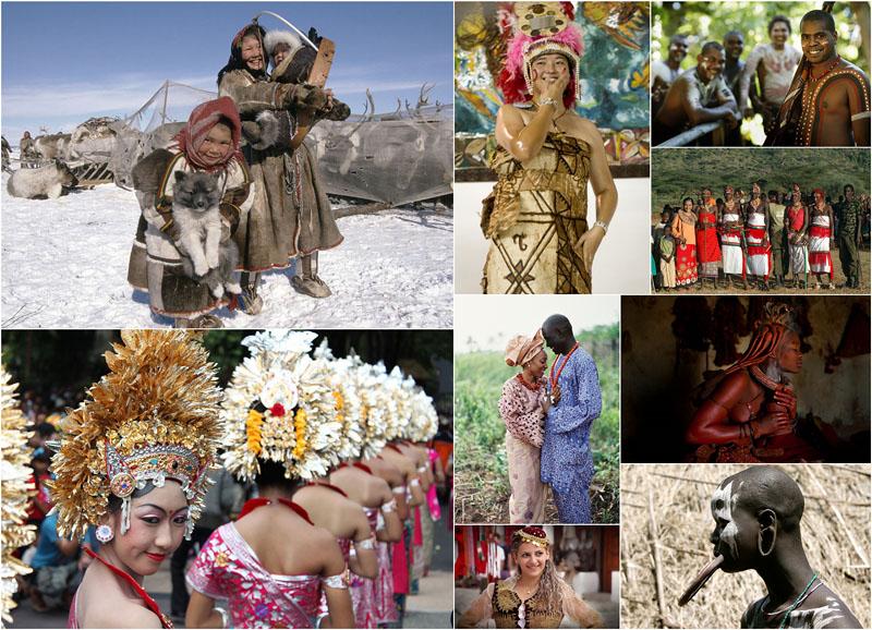 10 удивительных свадебных традиций мира.