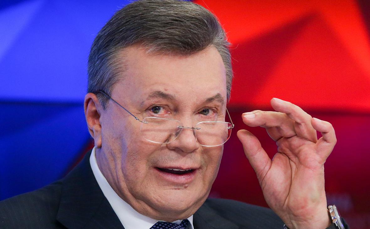 Выступление Януковича в Москве. Главное