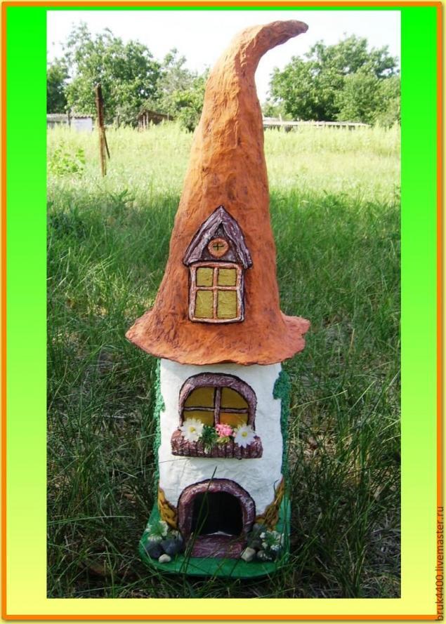 Сказочный чайный домик