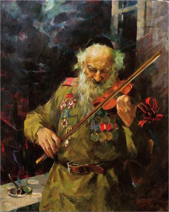 Мой дед  - простой еврей с непростой судьбой...