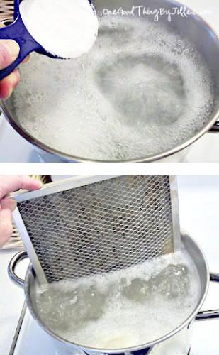 Как отмыть вытяжку от жира: простой рецепт