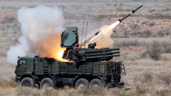 Российская военная база Хмей…