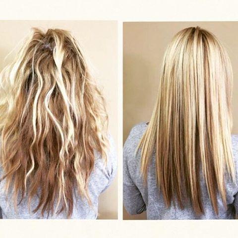 Какие процедуры для волос действительно работают? Специалист ответит