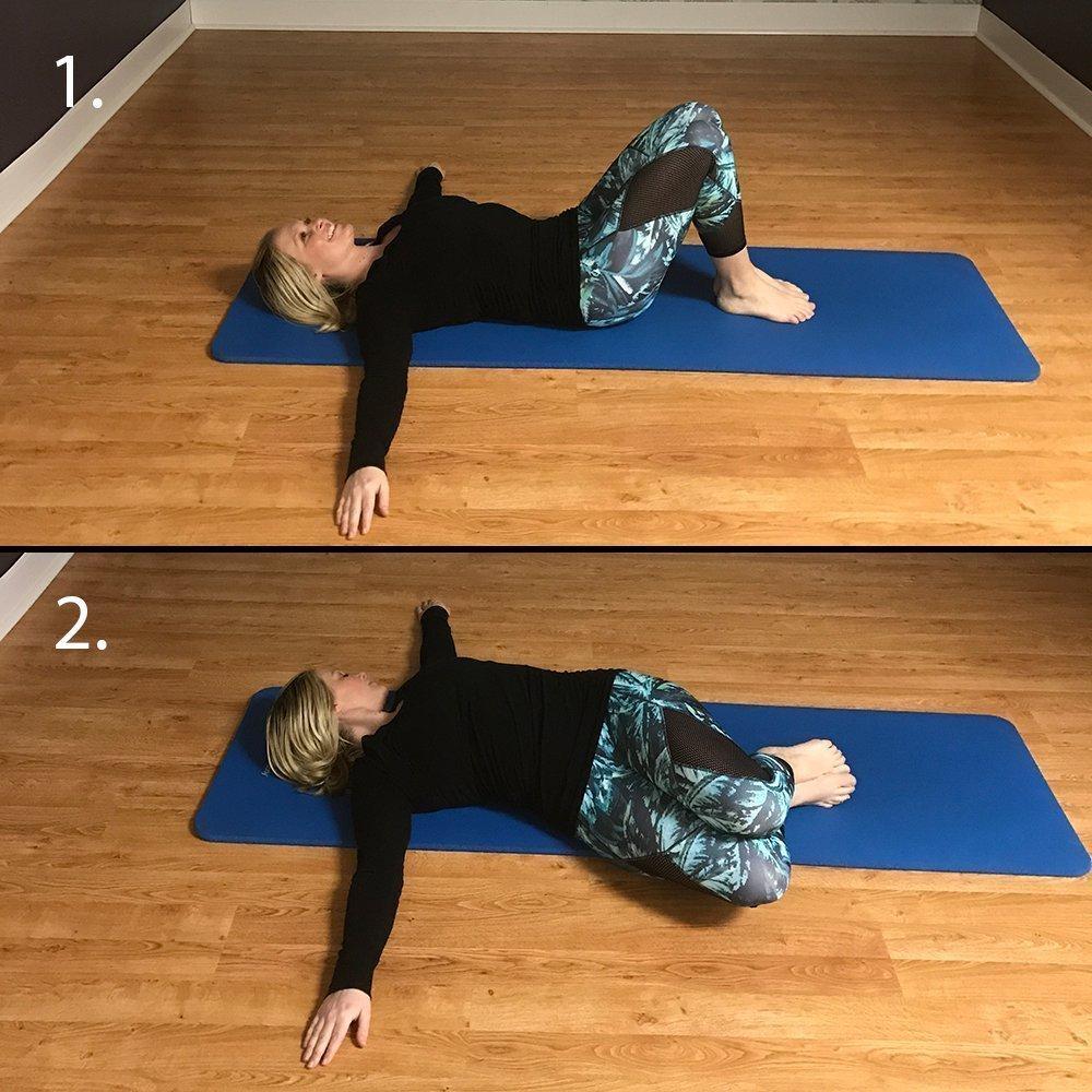 Простые упражнения, которые улучшают здоровье «по-женски»