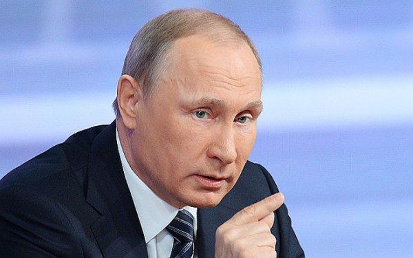 Владимир Путин: Я не друг, не невеста и не жених, я президент Российской Федерации. Я отстаиваю интересы 146 млн человек