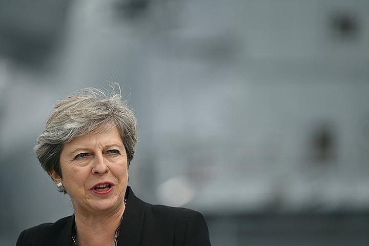 Мэй: Переговоры по Brexit зашли в тупик из-за позиции Брюсселя