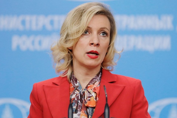 Захарова: Кто мог представить, что Меркель разрешит крымскую дилемму?