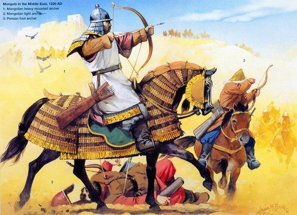 10 февраля 1258 года монголами под командованием внука Чингисхана Хулагу был взят Багдад - столица Аббасидского халифата