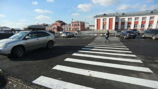 Стоимость парковки у вокзала снизили в Барнауле
