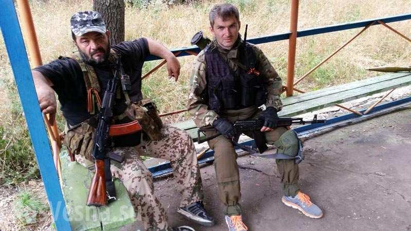 Ополченец: «Укры хотели наступать, но случился конфуз»