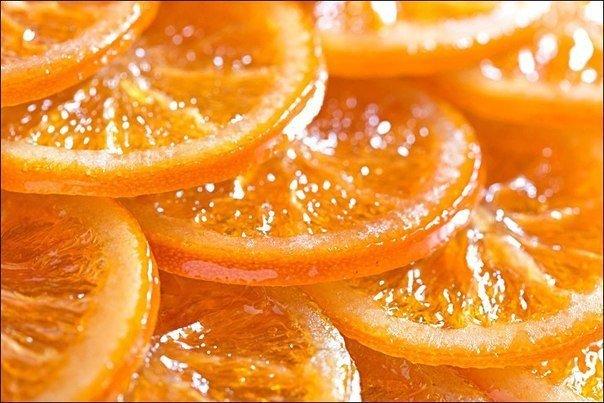 Карамелизованные мандарины рецепт 2