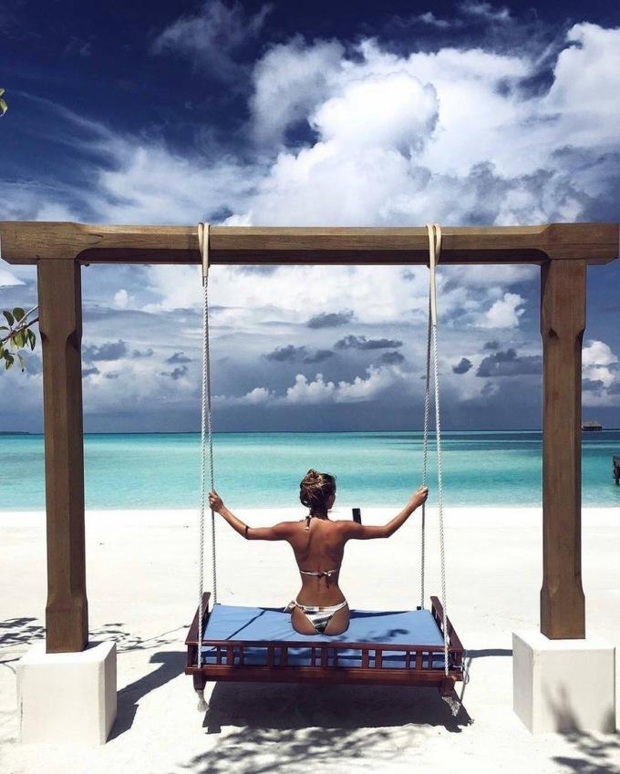Отель на Мальдивах придумал новую услугу — идеальные фото для Инстаграм