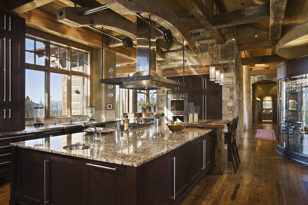 115 Дизайн фасадов кухонных шкафов 60 фото