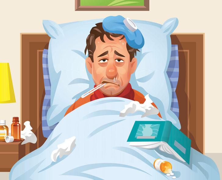 Женский миф о том, как мужчины болеют