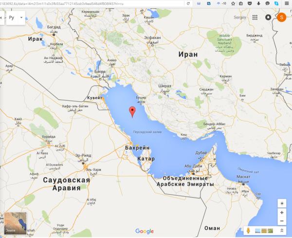 Война в персидском заливе - это трэш и жесть для всей мировой экономики.