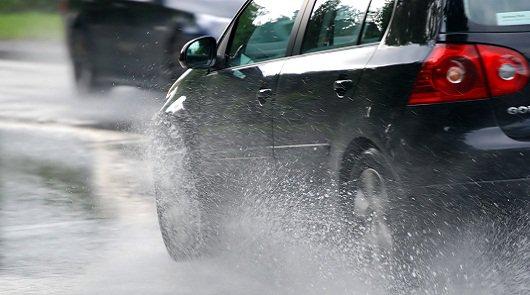 Почему нельзя использовать круиз-контроль в дождь