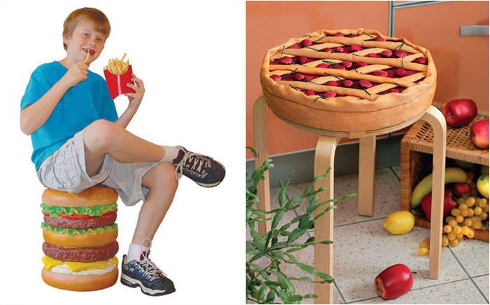 Самые странные и необычные стулья. способные ввести в ступор
