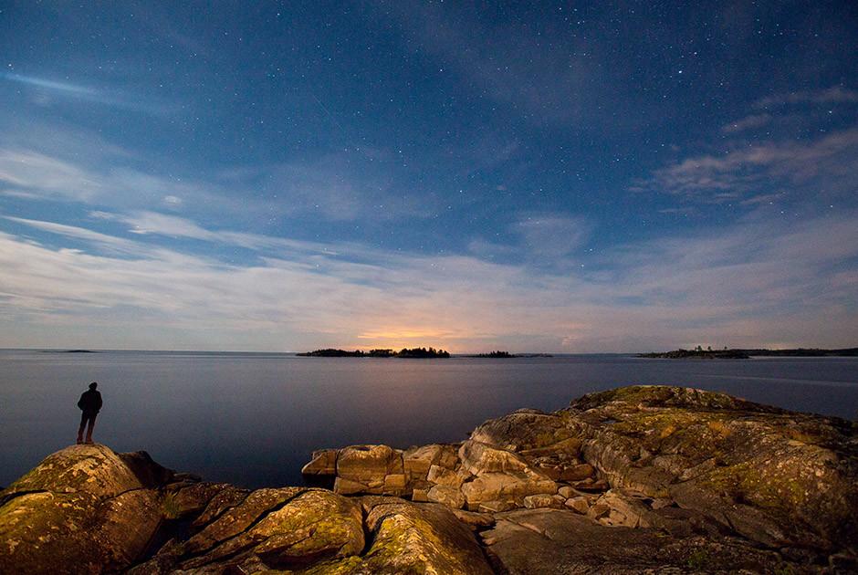 Ладожское озеро интересные места, россия, север, факты