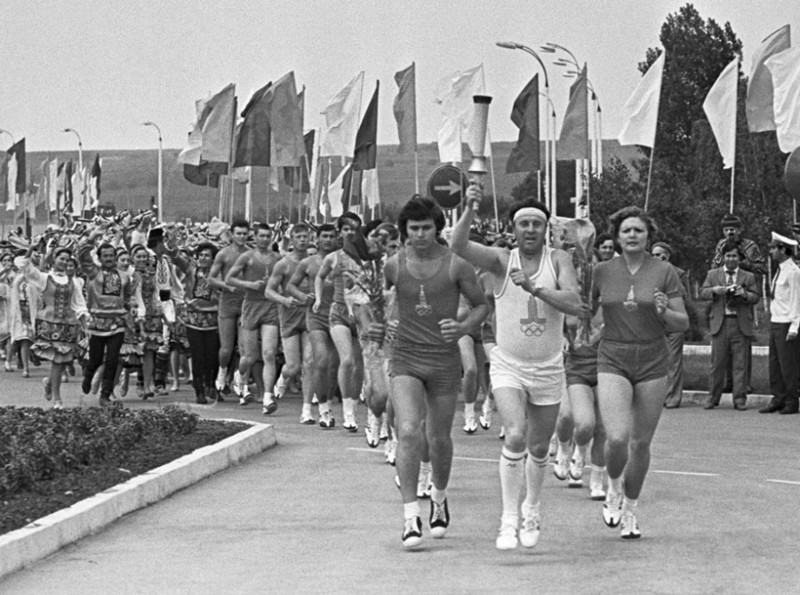 4. Были проведены гидрометеорологические исследования почти за 100 лет Олимпиада - 80, факты