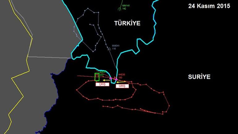 Карта CNN Turk