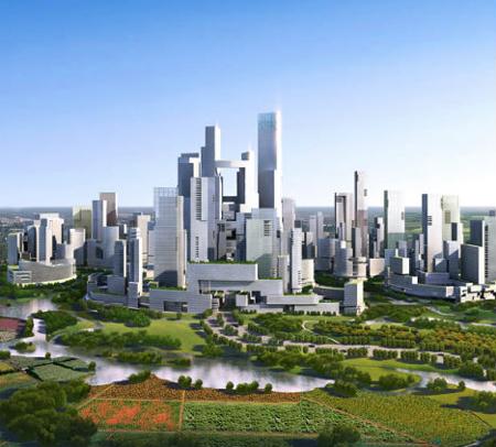 Проект «Зеленый город»