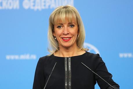 Мария Захарова рассказала об «обвинениях» Украины в адрес России из-за снегирей