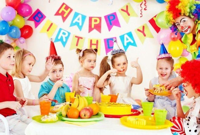 Как организовать детский день рождения самостоятельно?