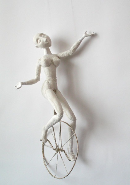 Кукла из папье-маше Людмилы Тищенко. Мастер-класс