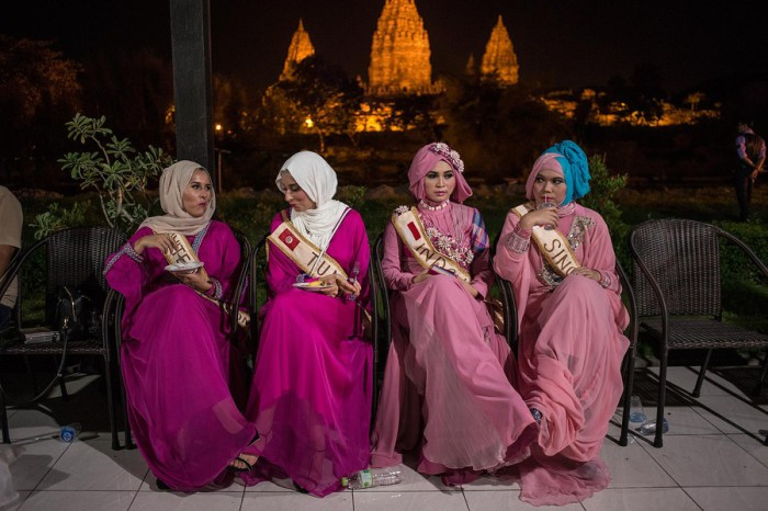 Конкурс красоты по-мусульмански