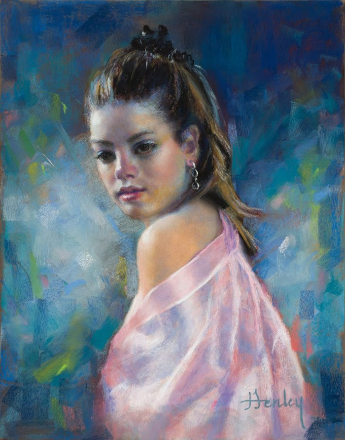 Не талантом единым. Denise Henley
