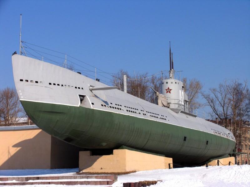 музей подводная лодка народоволец официальный